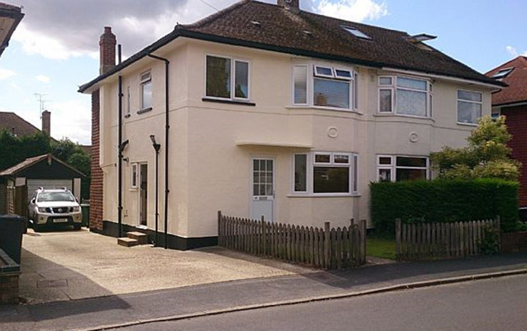 Exterior paint uk home decor - Exterior home services ...